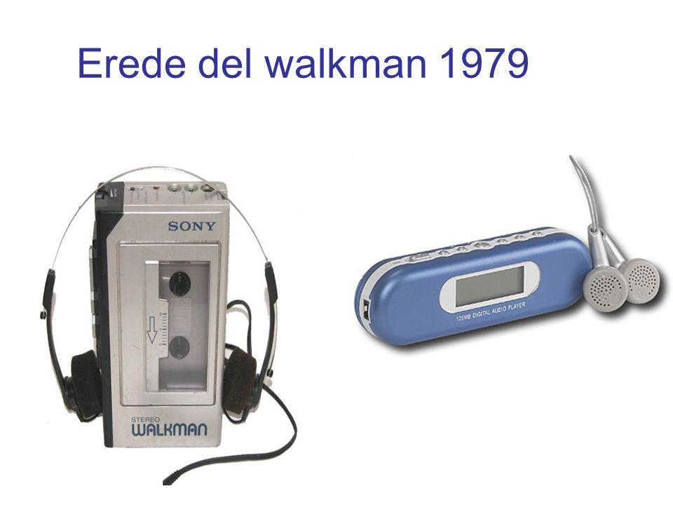 Erede del walkman 1979
