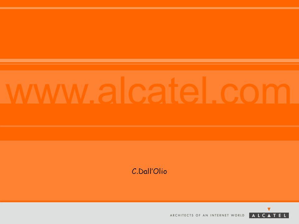 www.alcatel.com C.DallOlio