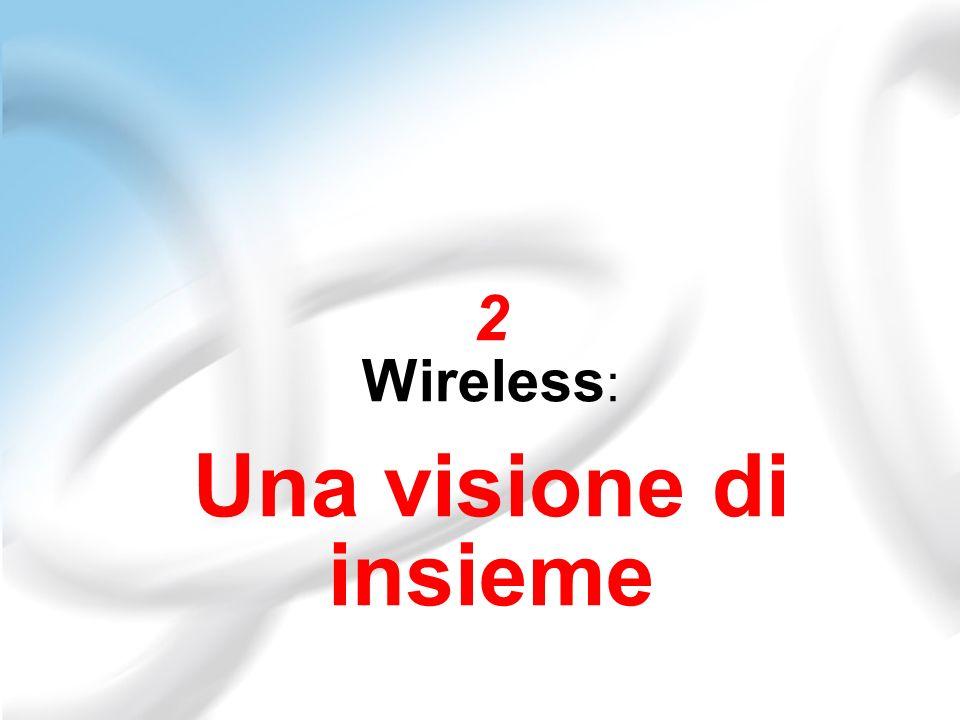 page 8 Wireless Local Area Network Wireless Personal Area Network Wireless Wide Area Network Le tipologie di rete Wireless GPRS GSM UMTS IEEE 802.11a/b/g IEEE 802.15.1