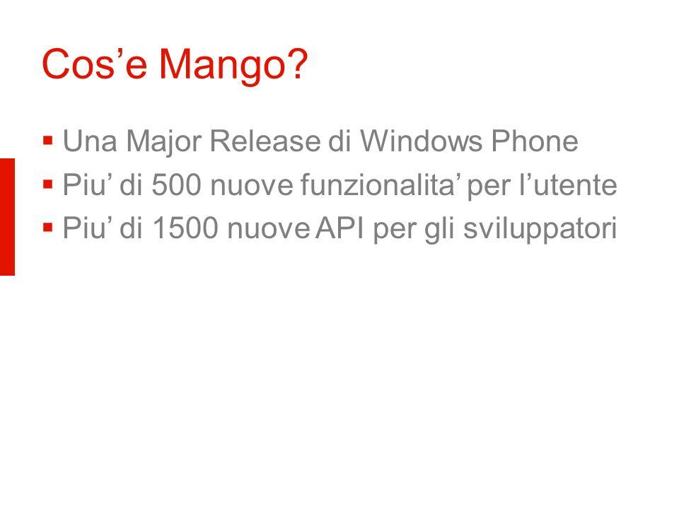 Cose Mango.