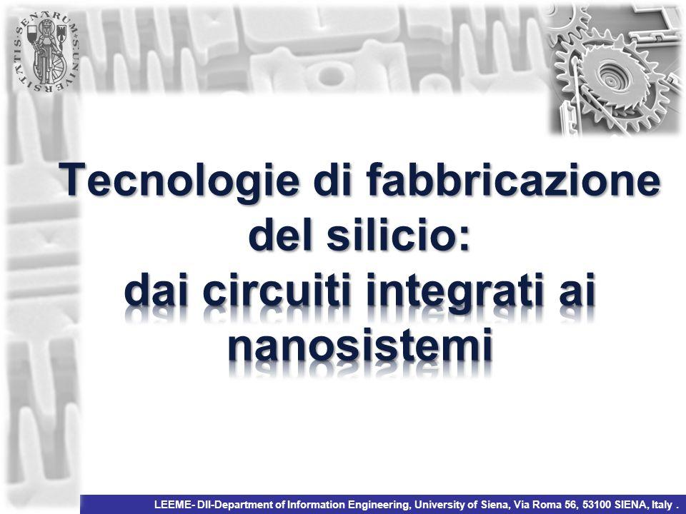 Forza di Coriolis- accelerazione lungo x F=-2m v x LEEME- DII-Department of Information Engineering, University of Siena, Via Roma 56, 53100 SIENA, Italy.