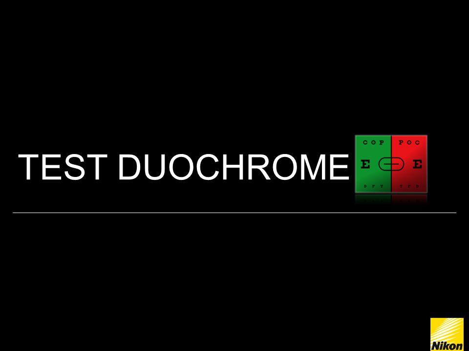 TEST DUOCHROME