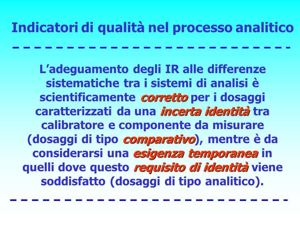 corretto incerta identità comparativo esigenza temporanea requisito di identità Ladeguamento degli IR alle differenze sistematiche tra i sistemi di an