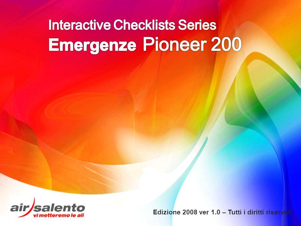 Edizione 2008 ver 1.0 – Tutti i diritti riservati