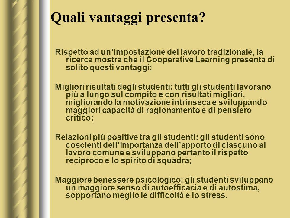 BIBLIOGRAFIA M.Comoglio e M.A. Cardoso Insegnare e apprendere in gruppo.