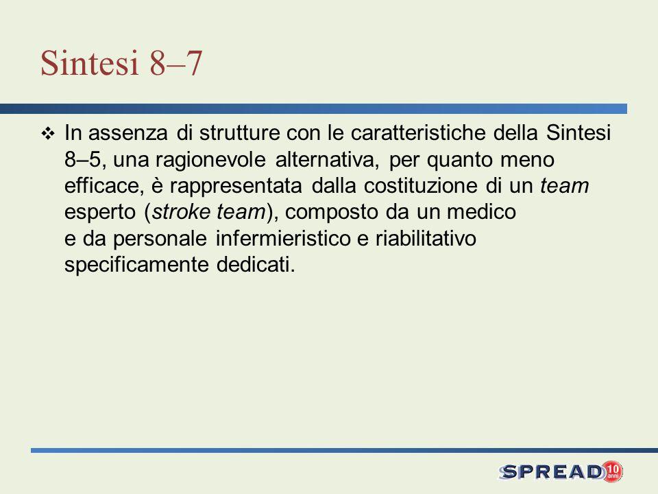 Sintesi 8–7 In assenza di strutture con le caratteristiche della Sintesi 8–5, una ragionevole alternativa, per quanto meno efficace, è rappresentata d