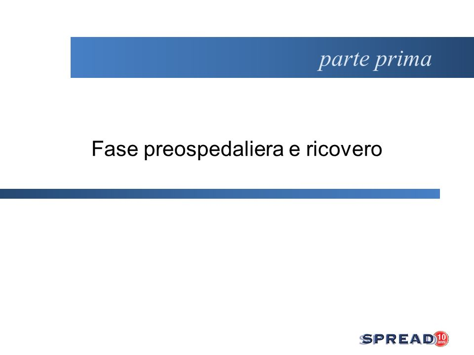 Raccomandazione 8.15Grado A È indicato che i pazienti con ictus acuto siano ricoverati in una struttura dedicata (Stroke Unit).