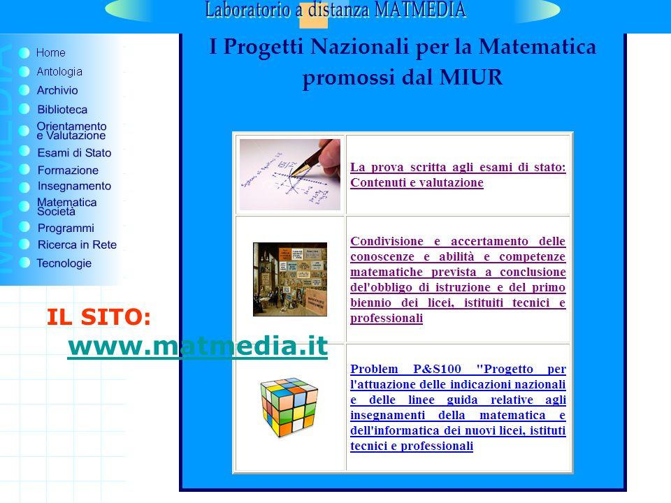 www.matmedia.it IL SITO: