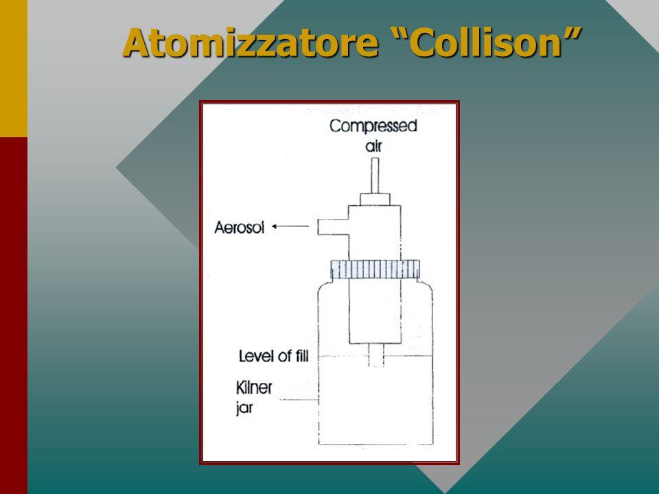 Atomizzatore Collison