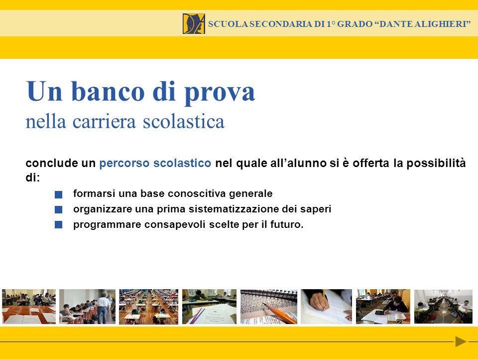 Sempre utile consultare il sito: http://www.invalsi.it/esamidistato / Sul sito INVALSI sono pubblicati esempi di prove che possono essere scaricati e fatti svolgere agli studenti.