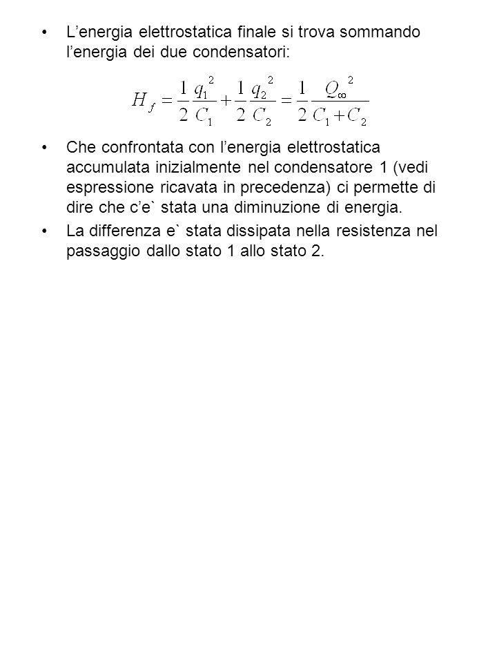 Esercizio 3 Tre cariche Q 1 =+e, Q 2 =+2e, Q 3 =-3e sono fissate rispettivamente nei punti (1cm,0,0), (0,1cm,0), (0,0,1cm) di un sistema cartesiano ortogonale Oxyz.