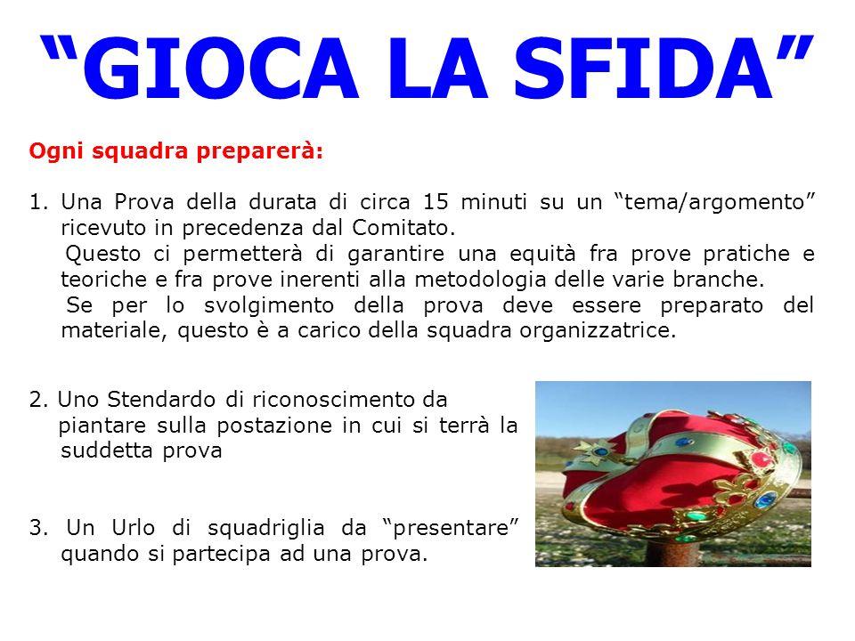 GIOCA LA SFIDA