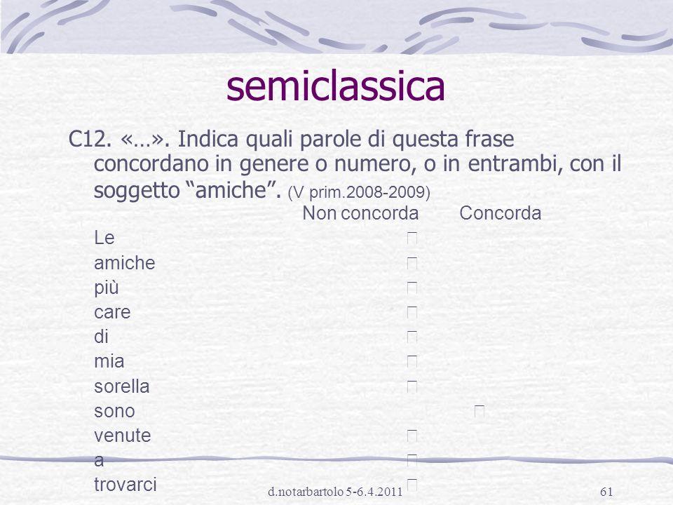 d.notarbartolo 5-6.4.201160 Domanda classica C2.