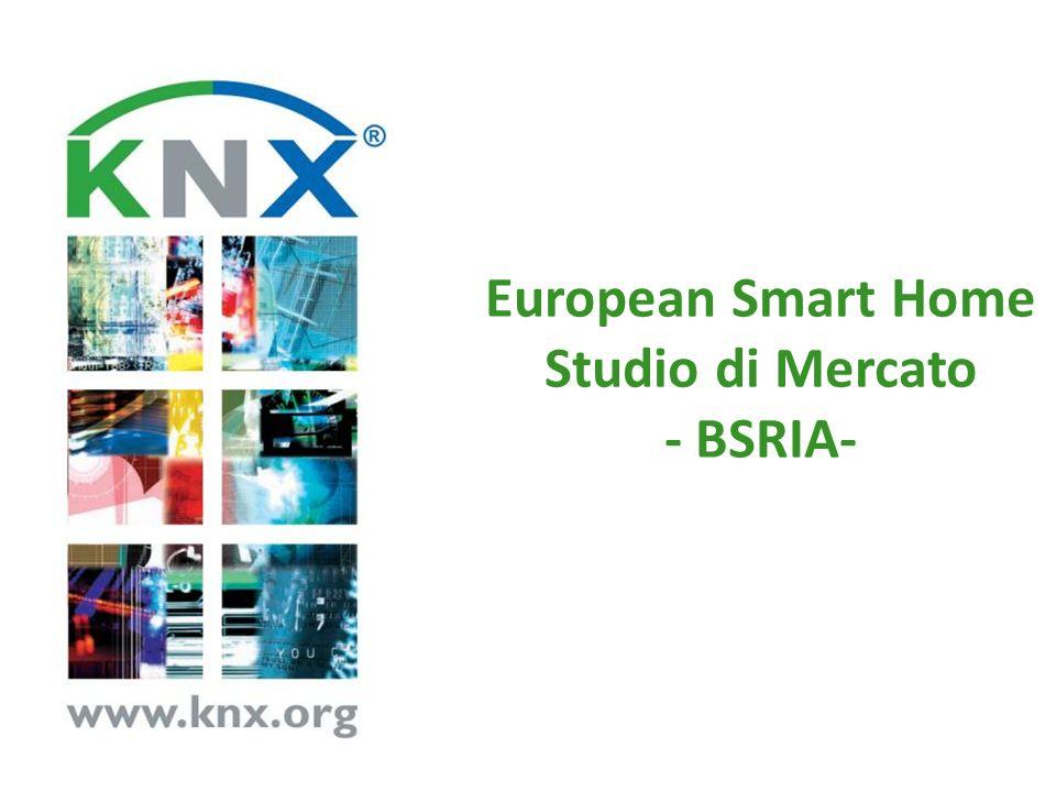 European Smart Home Studio di Mercato - BSRIA-