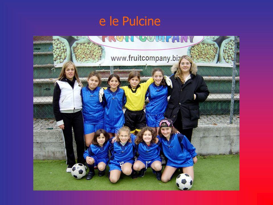 Lezione di calcio a 5 giovanissime