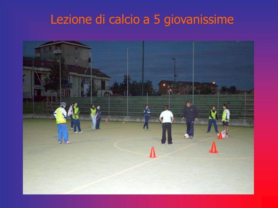 Questa è la formazione Giovanissime che partecipa al campionato UISP 2007.