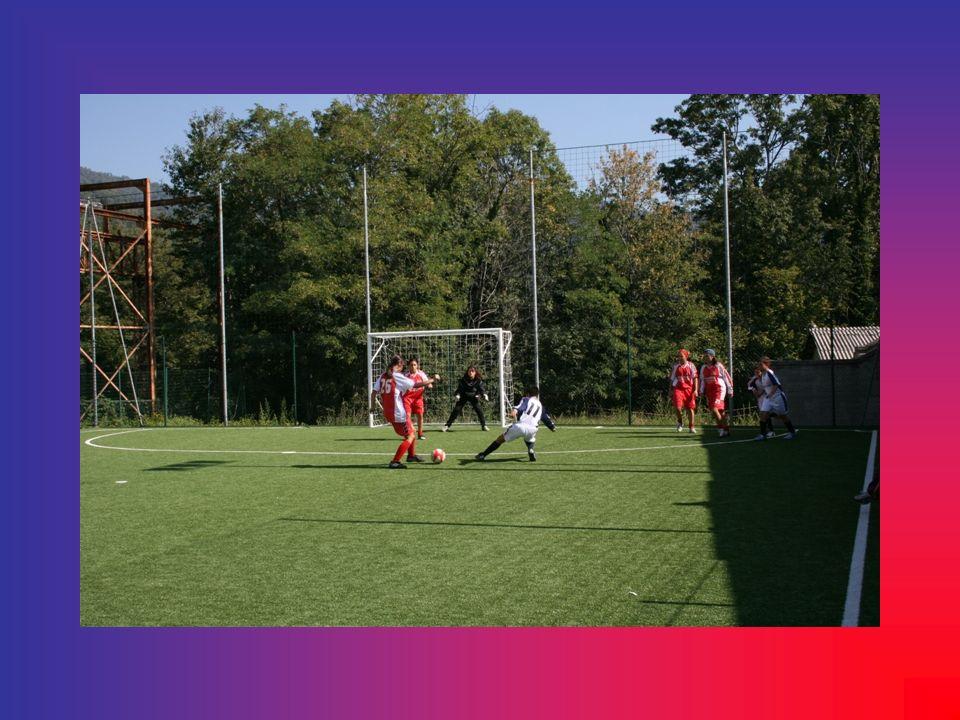 E anche le Pulcine iniziano un loro campionato UISP 2006/2007.