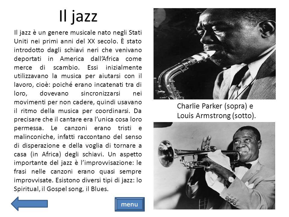 Il jazz Il jazz è un genere musicale nato negli Stati Uniti nei primi anni del XX secolo. È stato introdotto dagli schiavi neri che venivano deportati