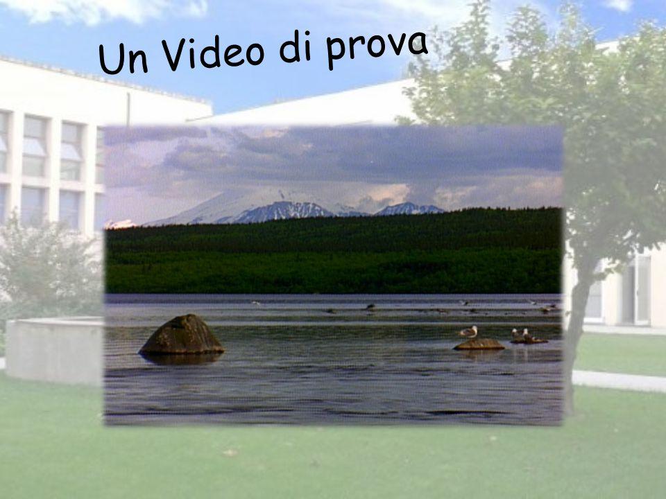 Un Video di prova