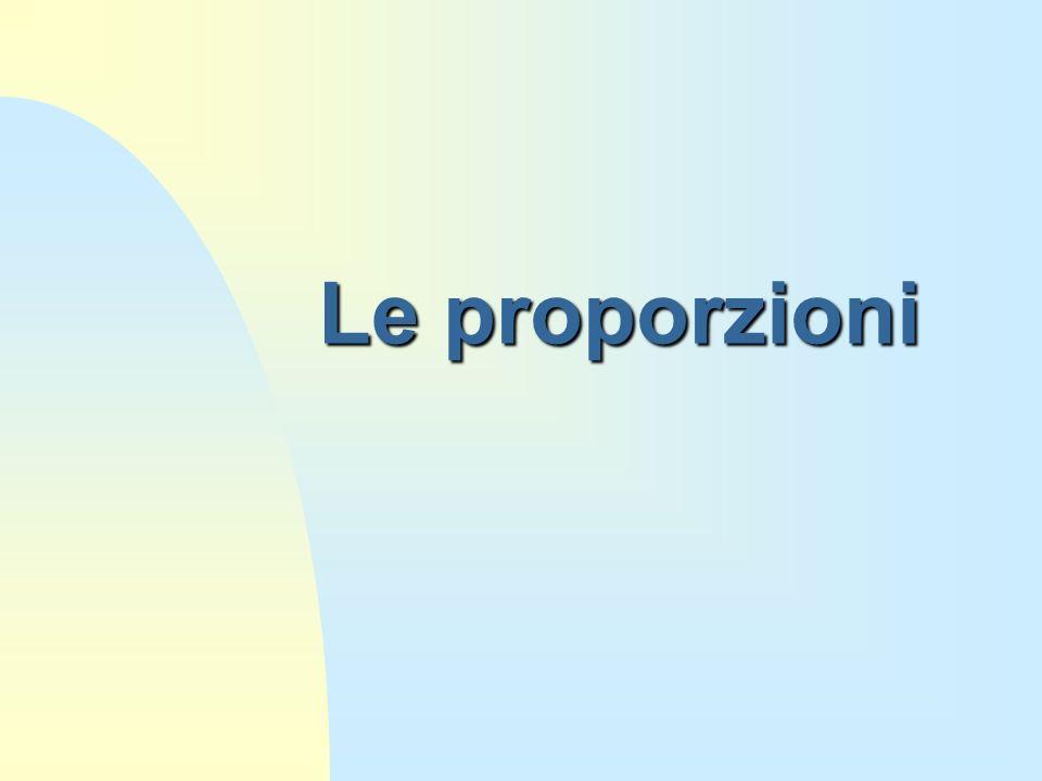 Home Istruzioni per luso Cosa è una proporzione Come si legge I termini Proprietà fondamentale Lincognita Permutare Invertire Comporre Scomporre Proporzioni continue Approfondisci Lultima Rivedi i titoli.