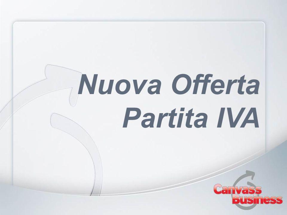 Nuova Offerta Partita IVA