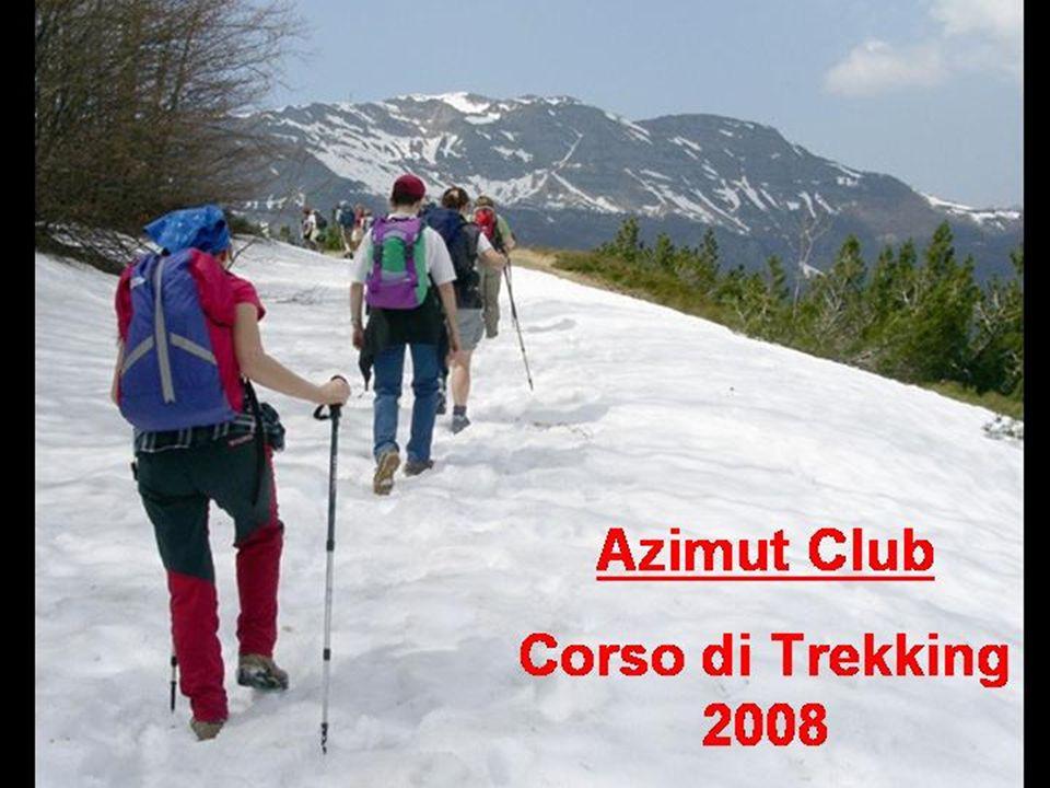 La presentazione del Corso di Trekking avverrà: Mercoledì 16 Aprile 2008 Ore 21,15 c/o Università di Modena Dipartimento di Chimica, Via Campi 183 Modena.