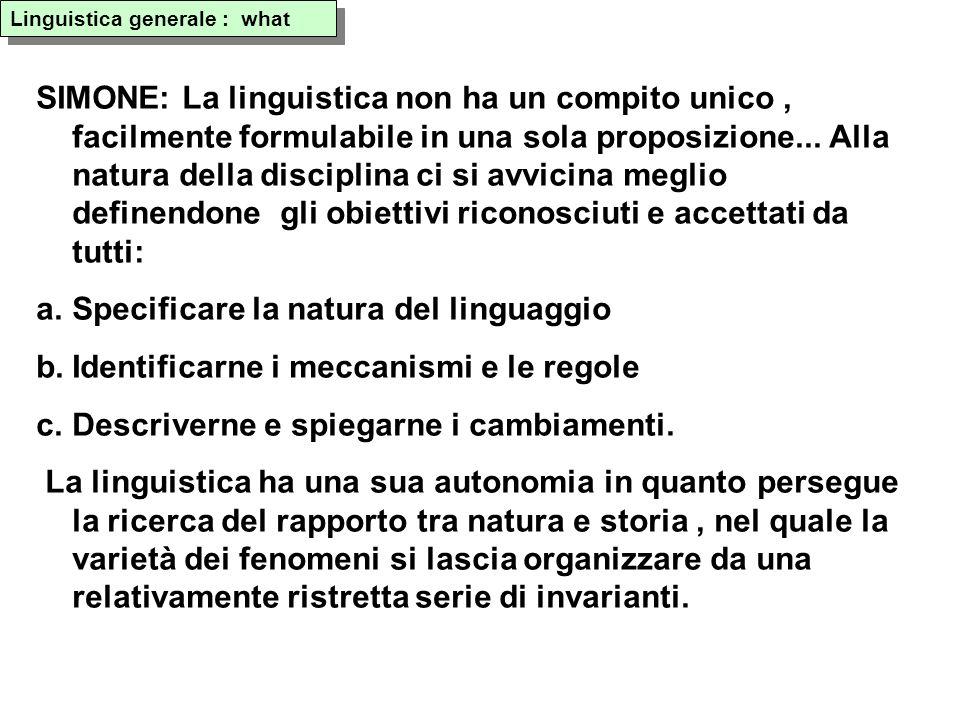 Sistema Linguistico 1 Sistema Linguistico 2 Psicolinguistica Neurolinguistica glottologia Linguistica e comunicazione: what Linguistica generale