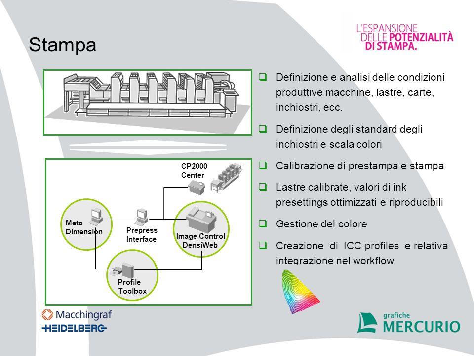 Stampa Image Control DensiWeb