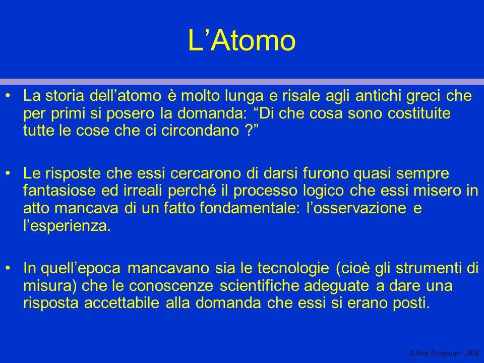 Elettroni ed elementi Gli elementi hanno proprietà diverse perché i loro atomi hanno un differente numero di elettroni.