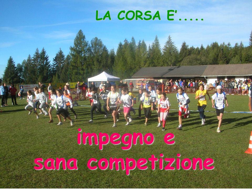 SETTORE ATLETICA E CORSA CAMPESTRE Programma corsa campestre primavera – autunno 2010 U.S. MONTI PALLIDI MOENA Moena, 15 aprile 2010
