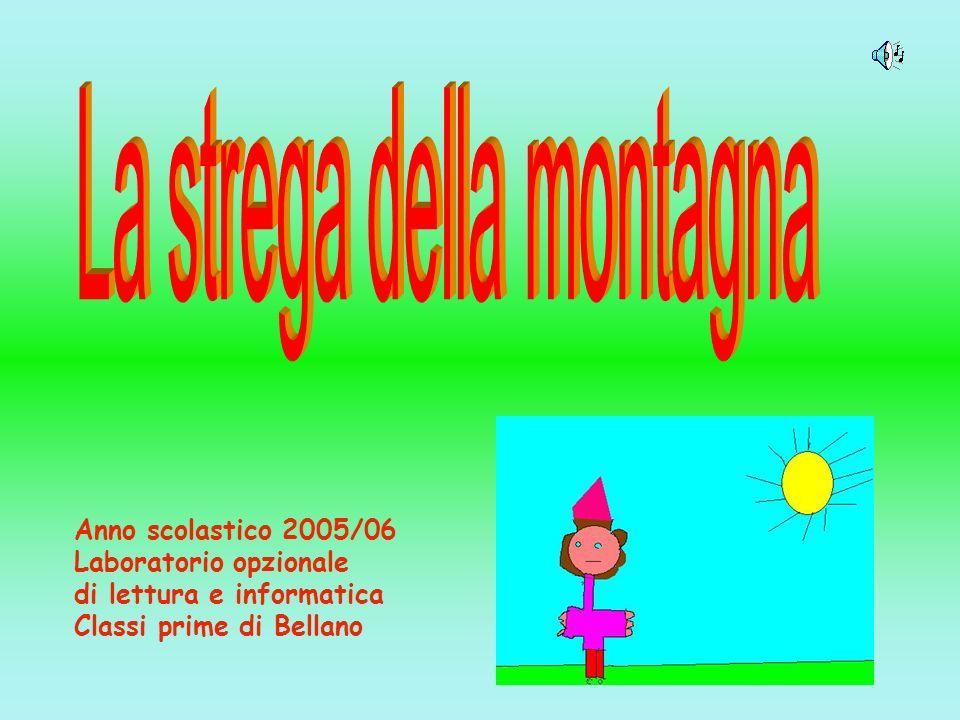 Anno scolastico 2005/06 Laboratorio opzionale di lettura e informatica Classi prime di Bellano