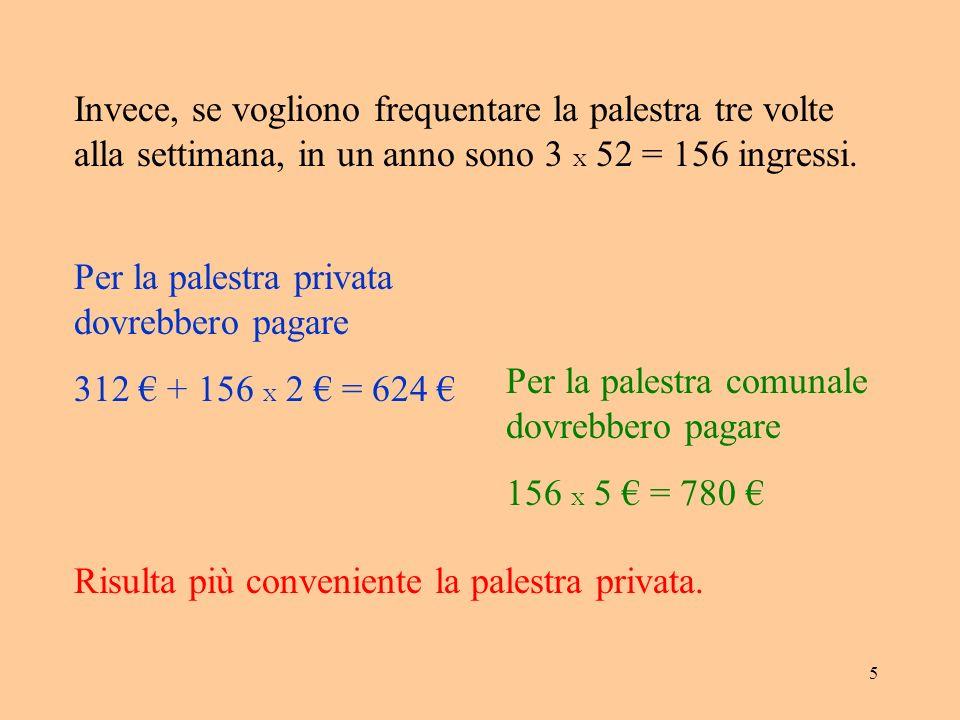 16 Una disequazione è una disuguaglianza nella quale compare unincognita.