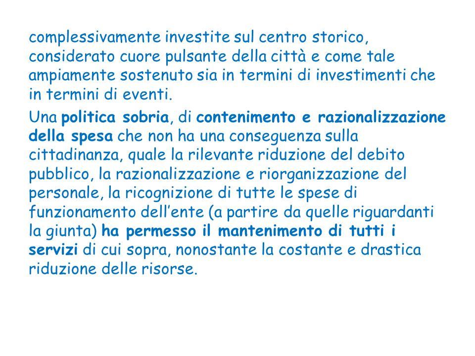 PROPOSTA BILANCIO DI PREVISIONE PER LANNO 2013 pag.54 SPESE di INVESTIMENTO mln di euro