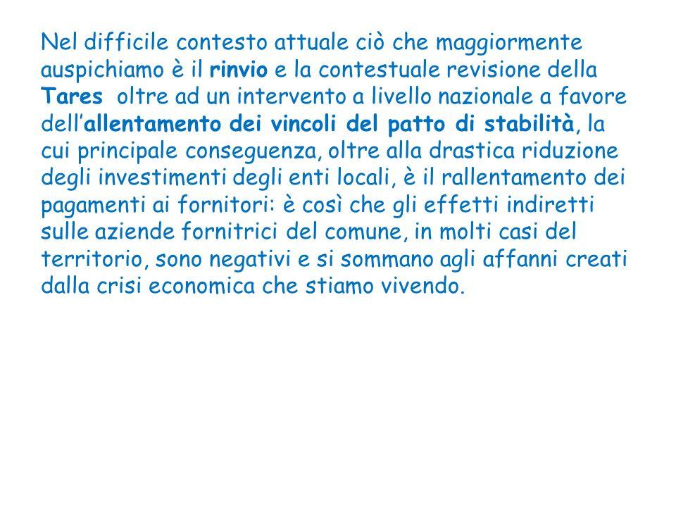 PROPOSTA BILANCIO DI PREVISIONE PER LANNO 2013 pag.45 INDEBITAMENTO