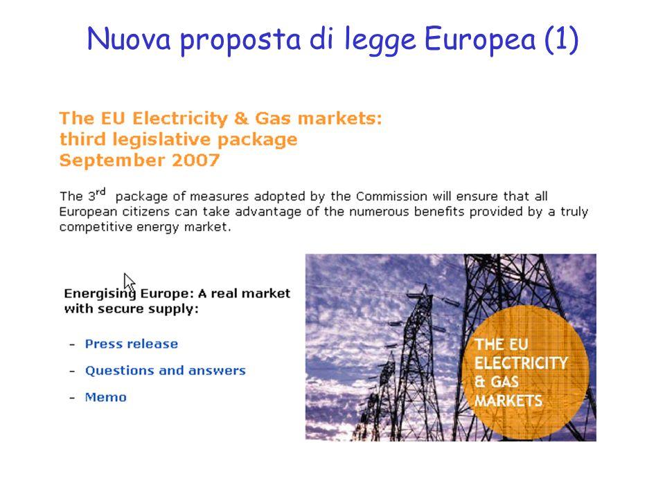 Nuova proposta di legge Europea (1)