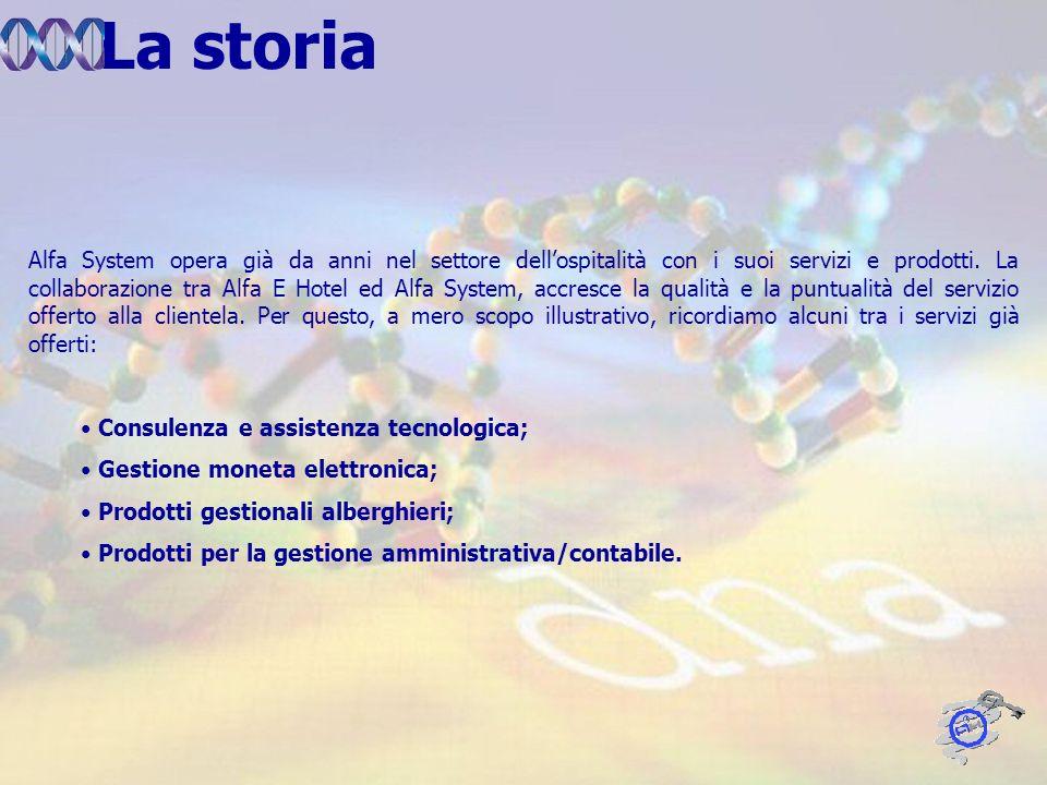 Alfa System opera già da anni nel settore dellospitalità con i suoi servizi e prodotti.