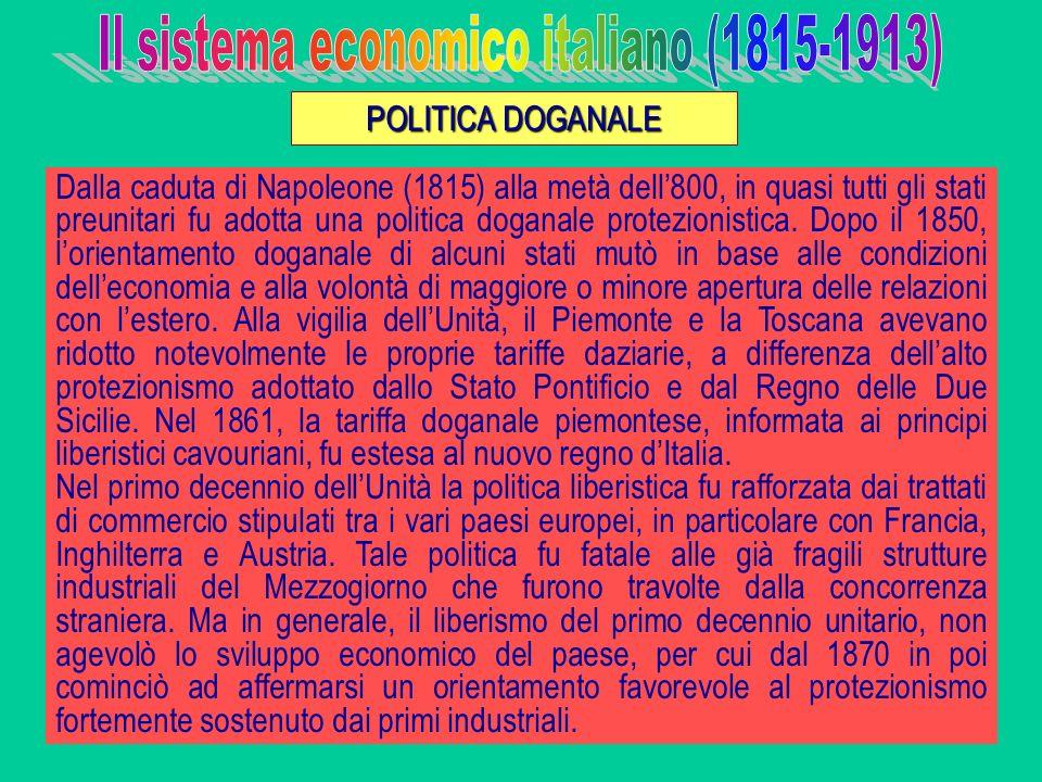 CRISI BANCARIA E CORSO FORZOZO (1894) Sonnino, sempre nel 1894, decretò il CORSO FORZOSO dei biglietti di banca mai più sostanzialmente revocato da allora.