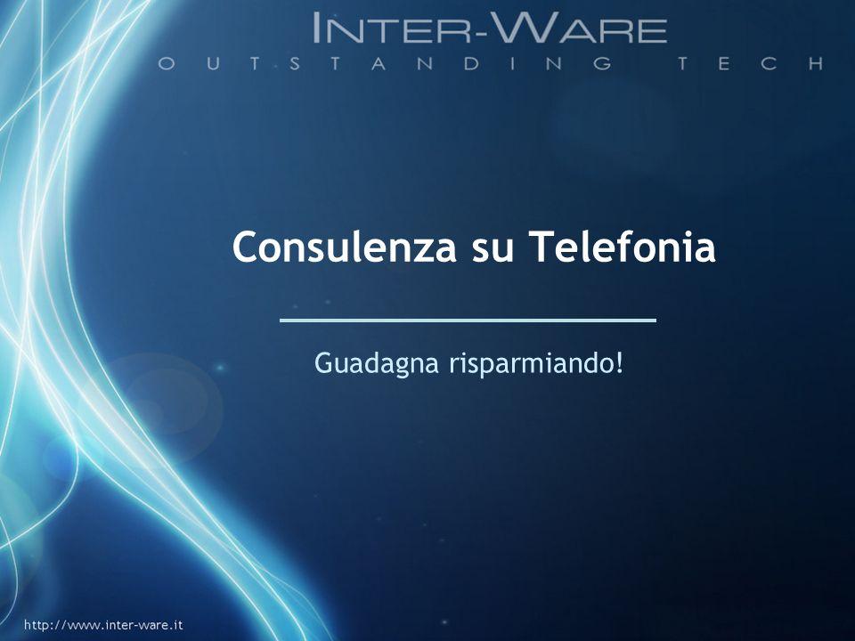 Consulenza su Telefonia Perché regalare soldi agli Operatori telefonici.