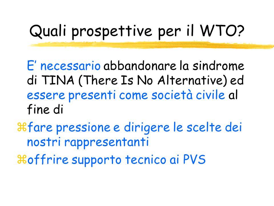 La soluzione europea non è stata ritenuta soddisfacente La giuria del WTO, nuovamente chiamata a redimere la questione, con sentenza del 9 aprile 1999