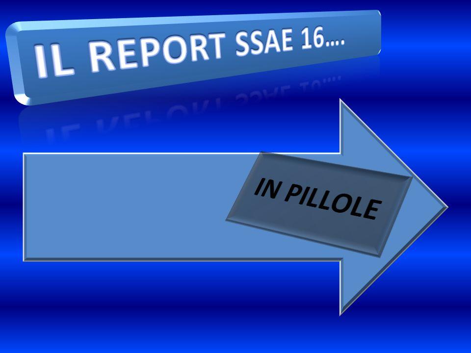 Chi richiede il report SSAE 16 (ex SAS 70)
