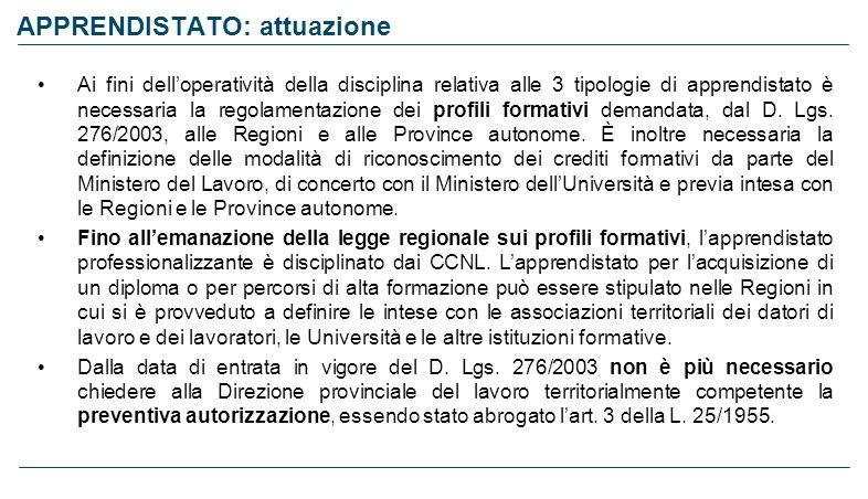 LAVORO RIPARTITO: attuazione Lattuazione e la regolamentazione del lavoro ripartito è vincolata alla contrattazione collettiva.