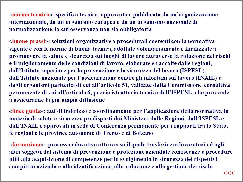 «norma tecnica»: specifica tecnica, approvata e pubblicata da unorganizzazione internazionale, da un organismo europeo o da un organismo nazionale di