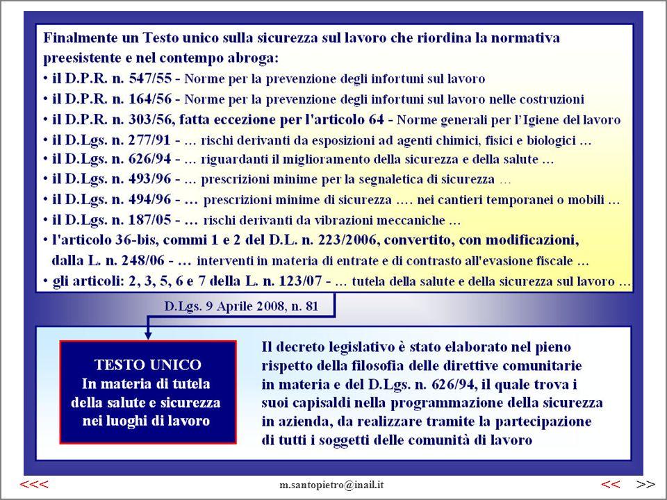 >><< m.santopietro@inail.it <<<