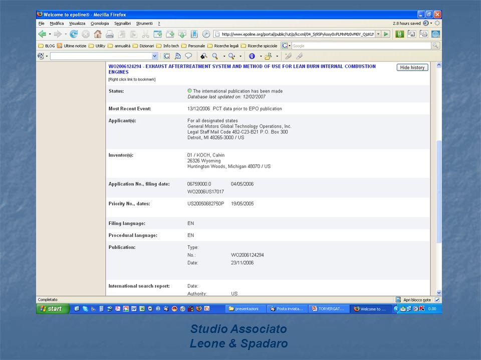 Studio Associato Leone & Spadaro