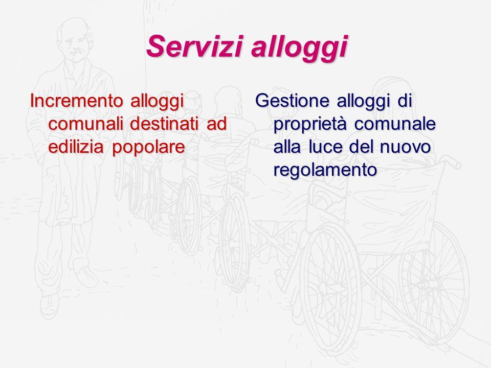 Servizi ai cittadini extracomunitari Protocollo di intesa per servizio di mediazione culturale