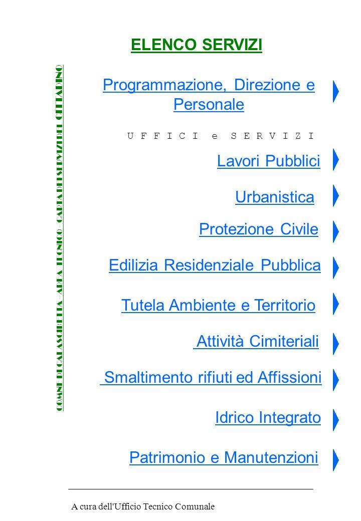 A cura dell Ufficio Tecnico Comunale - Mod 006 –p.1 COMNE DI CALASCIBETTA - AREA TECNICO - CARTA DEI SERVIZI DEL CITTADINO CRITERI DI RIFEIRMENTO FASE ISTRUTTORIA ISTANZA DI CONCESSIONE EDILIZIA A) Domanda di concessione edilizia in bollo firma del proprietario o dall avente titolo, firma progettista, Requisiti e contenuti della domanda: Generalità richiedente; Generalità del progettista, Generalità direttore dei lavori Lavori in Appalto oppure in Economia Generalità costruttore,tecnico dell impresa e dell assistente Se lavori in Economia responsabile del cantiere e relativi dati.