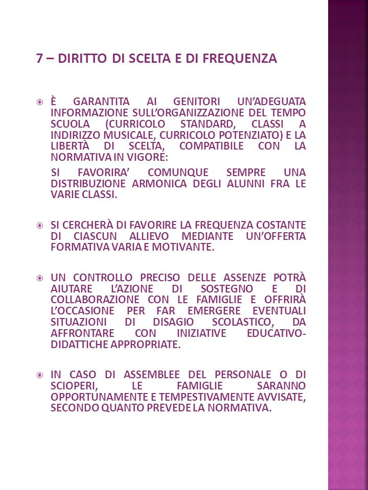 Riferimenti normativi: legge 28 marzo 2003 n.53 decreto legislativo n. 59 del 19 febbraio 2004