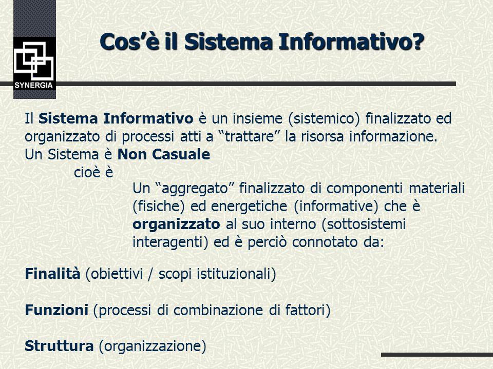 Primariamente il SISS è un Sistema informativo strategico che serve da supporto alla presa di decisioni in merito a: Programmazione Gestione Valutazio
