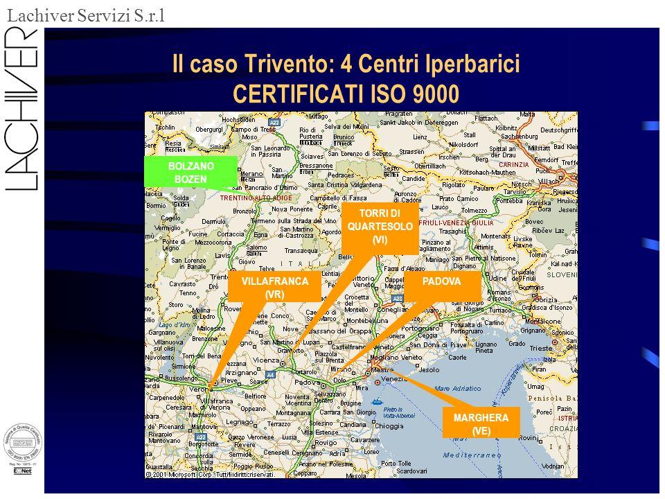 Lachiver Servizi S.r.l UNIDEA DEL SISTEMA ISO 9001:2000