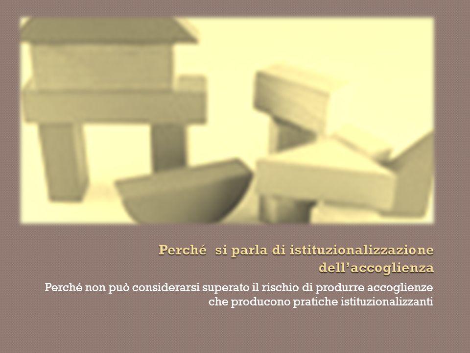 La ricerca ha inteso: fornire conoscenze dettagliate e aggiornate sui diversi soggetti coinvolti nellaccoglienza dei minori in Calabria; mettere in discussione questo sistema dellaccoglienza e promuovere una ricerca- azione.